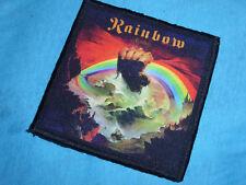 Rainbow Patch Hard Rock Heavy Metal