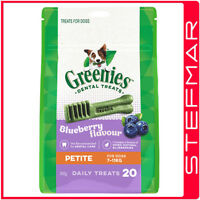 Greenies for Dogs Petite Blueberry 340g