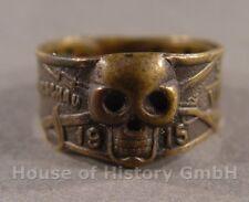 111429, Patriotischer Fingerring, EINNAHME VON WARSCHAU 5. August 1915, selten