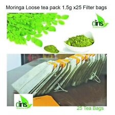 loose tea bags  moringa Tea oleifera leaf  Free Shipping 1.5g x 25