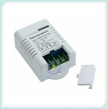 30A WiFi Relay Switch 1-Channel Smart Home Receiver Automation Modules