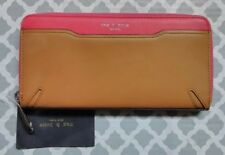 Rag & Bone Crosby Colorblock Leather Long Continental Wallet Clutch