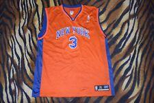 VTG REEBOK New York Knicks Stephon Marbury #3 NBA Basketball Jersey XL