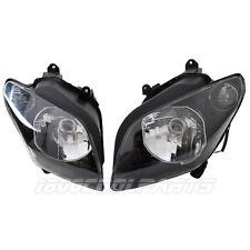 Headlight Assembly for MC-54-150/250 MC-54B-150/250 Scooter Headlamp Head Light