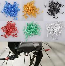 50pcs Lot Bike Bicycle Brake Shifter Derailleur Inner Wire Cable End Cap Crimps