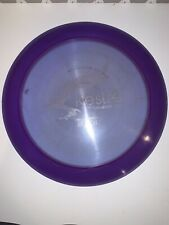 Kestrel Distance Driver 173g Made by Vikun Disc Golf 13|5|0|3 Purple Silver Foil