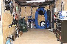 SFS Spray Foam Insulation and Polyurea Rig Graco E-30 Low Cost Setup Graco