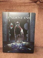 Resident Evil Blu Ray Steelbook Best Buy Pop Art Exclusive