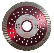 Diamond Blade Turbo Angle Grinder Smooth Fast Cutting Granite Brick Stone 125 mm