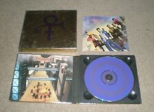 Prince CD Love Symbol SPECIAL Gold Box Set Edition RARE