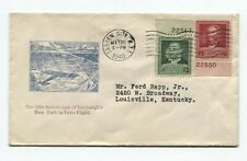 Garden City NY to Louisville KY 5/20/1940 13th Anniversary Linbergh's Flight PNS