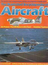 IEA 17 WW2 RAF HAWKER TYPHOON / USN SIXTH FLEET / SCANDANAVIAN AIRLINES SYSTEM