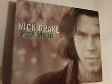 NICK DRAKE PINK MOON CD REMASTERED NEW PHOTOS PACKAGING WITH SLIPCASE SLEEVE