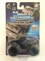 Muscle Machines Hi-Rev Motor Monster Truck Bates Motel Psycho Diecast 1/72 Scale