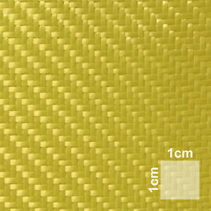 Aramidgewebe Köper 170 g/m² | HP-T172A | Motorsport Kevlar Matte Epoxy Polyester