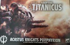 Adeptus Titanicus Acastus Knight Porphyion Single