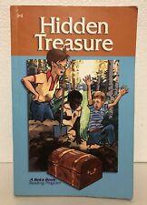 Abeka 2nd Grade Reader Hidden Treasure # 54992 Homeschool Curriculum Book