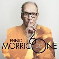 ENNIO MORRICONE - 60 YEARS OF MUSIC - 2 VINYL LP NEU