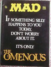 MAD Magazine # 180 THE OMEN (UK edition)