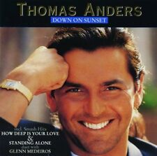 Thomas Anders Down on sunset (1992) [CD]