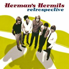 HERMAN'S HERMITS Retrospective RARE OOP HYBRID SACD DISC Herman & his the