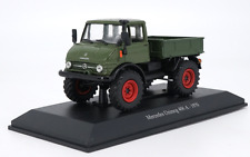 1/43 Original manufacturer alloy car model Mercedes Unimog 406 A-1970  truck