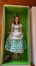 Shamrock Celebration Gold Label Barbie Doll + shipper BFC Exclusive NIB NRFB
