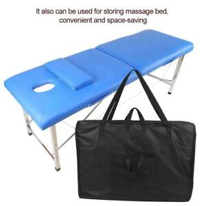 Portable Foldable Massage Table Facial SPA Beauty Tattoo Salon Bed Carry Bags MR