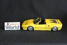 Bburago Transkit Ferrari 288 GTO Spider 1:18 yellow (PJBB)