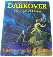 1979 Darkover Board Game The Ages of Chaos EON Psychic Combat Science Fiction!