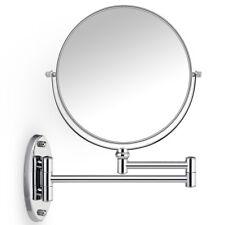 Home Bathroom Make Up Mirror Freestanding Beauty & Wall Mounted Vanity Mirrors