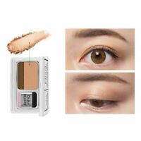3 Seconds Eyeshadow Women Double Layer Gradation Cosmetic With Brush Helpful New