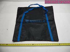 "Rockville Black Heavy Duty Lightweight Carry Bag Transport Bag 21.5"" X 21"""