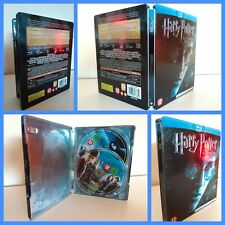 Harry Potter et le prince de sang-mêlé. Steelbook.Bluray.