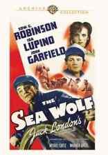 Sea Wolf Dvd 1941 Edward G. Robinson, Ida Lupino, John Garfield, Michael Curtiz