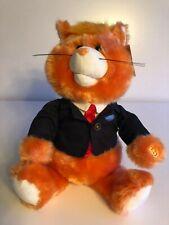 "Talking Donald Trump Cat Nika 18"" Parody Plush Toy Funny President Orange Funny"