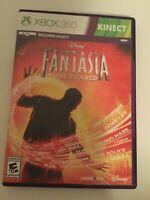 Kinect Disney Fantasia Music Evolved PRE-OWNED (Xbox 360)
