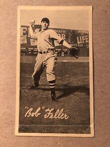 R314 1936 Goudey Wide Pen  Baseball Card Bob Feller Rookie Card