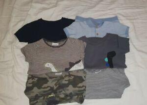 NEXT Boys Tshirt bundle 12-18 months