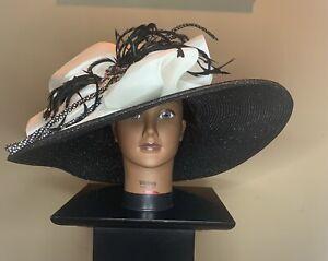 Whittall & Shon. Woman Church Hat