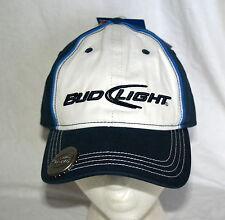 Bud Light Budweiser Beer Baseball Cap Hat & Bottle Opener New NOS OSFM Tags