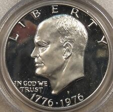 1976-S Silver Eisenhower Dollar PCGS PF67 Cam Purchased late 90's