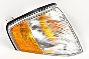Mercedes SL Class W129 1989-2002 White Corner Light Turn Signal LH OEM