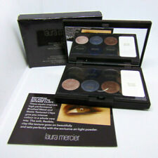 LAURA MERCIER Editorial Eye Palette Intense Clays NIB