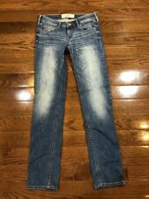 Womens Size 3 Hollister Jeans Light Wash