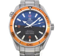 OMEGA Seamaster Plat Net Ocean 2209.50 black Dial Automatic Men's Watch C#102272