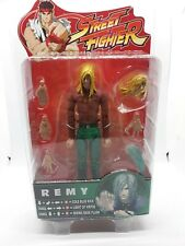 Sota Street Fighter Round 4 Remy red/green clothes figure Capcom SOTA Toys A27