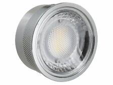 Slim LED Aluminium Modul 230V 5W 400lm 60° warmweiß - Alu Einbaustrahler DIMMBAR