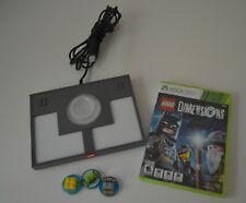 LEGO, Dimensions, XBOX 360, USB Portal Base & Toy Discs