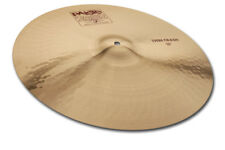 Paiste 1061218 18 Inch 2002 Series Thin Crash Cymbal With Lively Intensity New